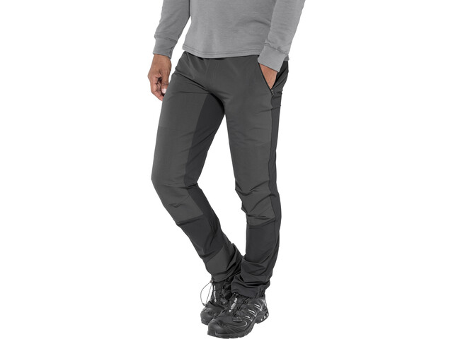SALEWA Agner Light Durastretch Engineer Pantalones Hombre, black out